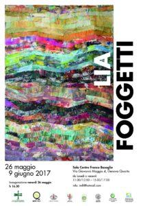 MAggio 2017 - Mostra di Lia Foggetti
