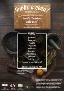 OTTOBRE 2015 - Invito a cena