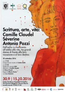 SETTEMBRE 2016 - Scrittura, arte, vita: Camille Claudel