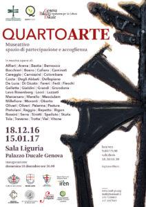 DICEMBRE 2016 - QuartoArte, Museattivo